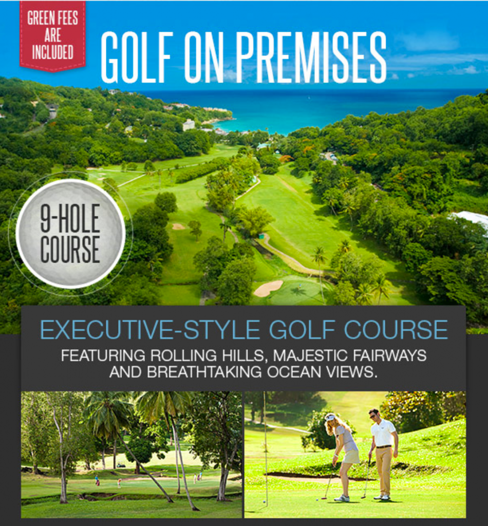 Sandals Latoc Golf Course