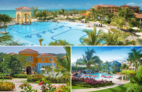 Sandals Resorts South Coast- European Inspiration