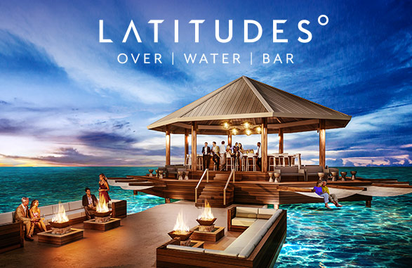 Sandals South Coast - Latitudes Over Water Restaurant
