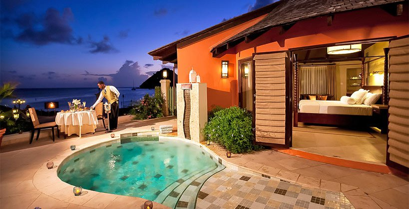 Sandals Resorts Rondoval Suite St Lucia