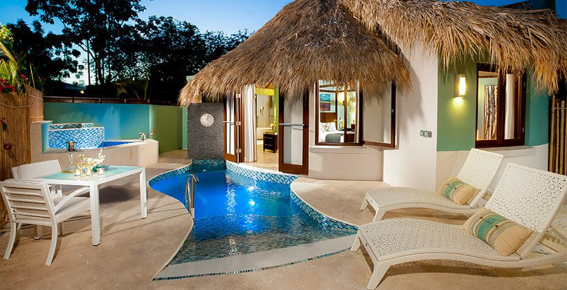 Sandals Resorts Rondoval Suite Caribbean