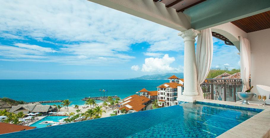 Sandals Skypool Suite Honeymoon Grenada
