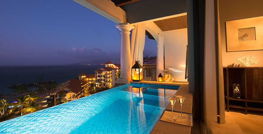 Sandals Skypool Suite Honeymoon LaSource Grenada