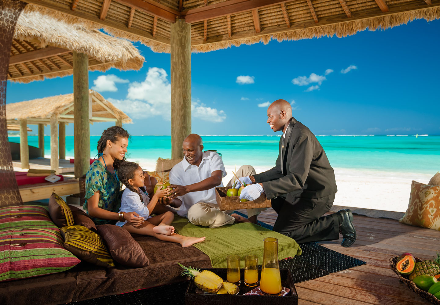 Beaches Resorts Cabana Butler