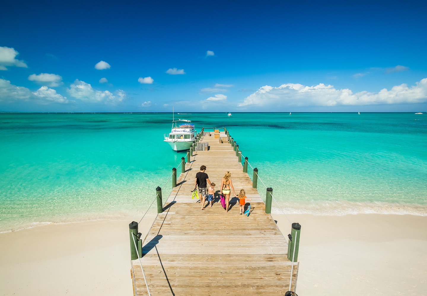 Beaches Resorts Pier