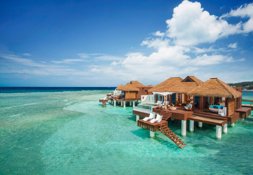 Over Water Bungalows Jamaica