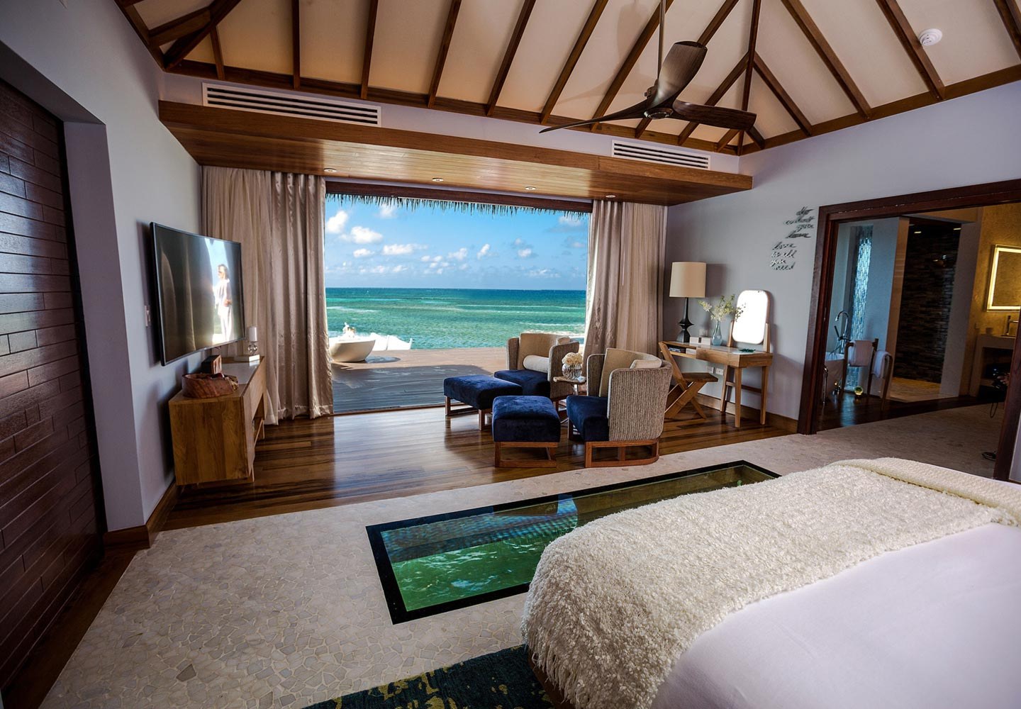What Do The Over Water Bungalows Cost