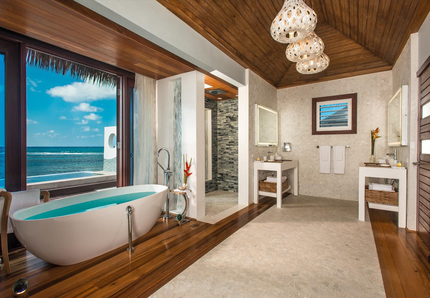 when will the over water bungalows open - Bathroom Designs Jamaica