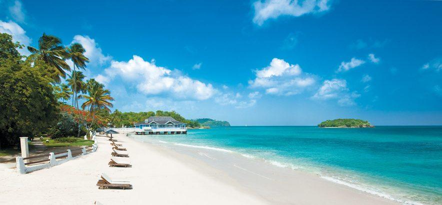 Sandals Halcyon St Lucia