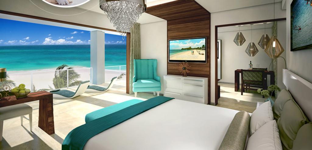 Sandals Royal Barbados Accommodations