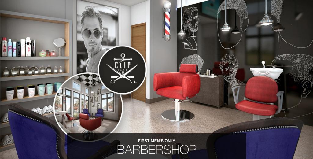 Sandals Royal Barbados Barber Shop