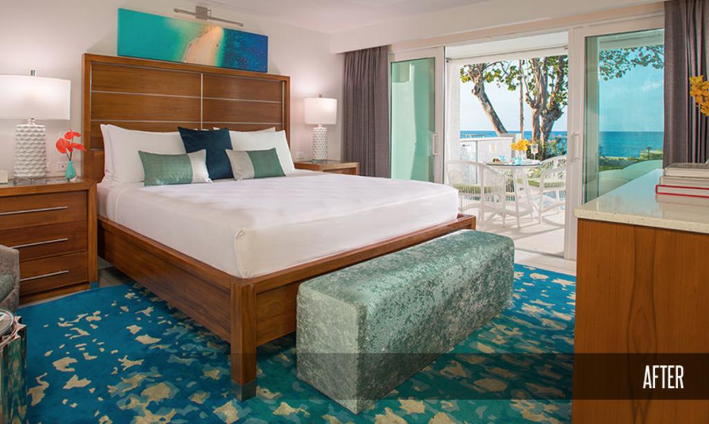 Sandals Montego Bay Resort Swim Up Butler Suites After