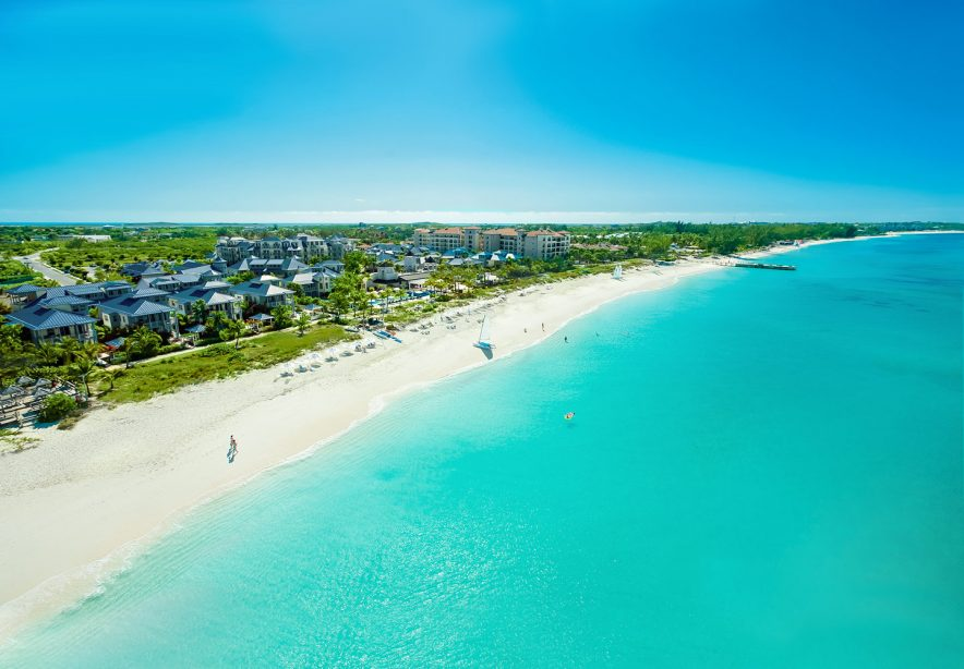 Beaches Turks and Caicos Reopening