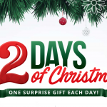 Sandals Resorts 12 Days of Christmas Giveaways Revealed!