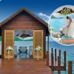 Sandals Grande St. Lucian Over Water Wedding Chapel