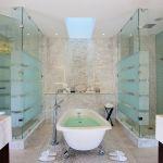 Sandals Royal Barbados Skypool Suite Bathroom